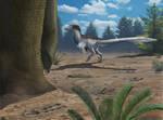 Sign of the Dromaeosaur