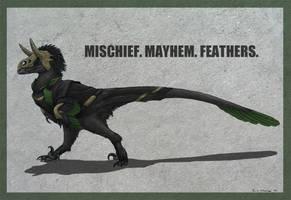 Loki Raptor!