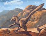 The Velociraptor Hunting Dance