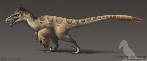 The More Accurate Utahraptor by EWilloughby