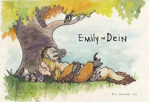 Emily and Dein