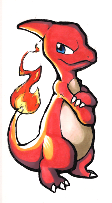 Charmeleon by Epifex on DeviantArt