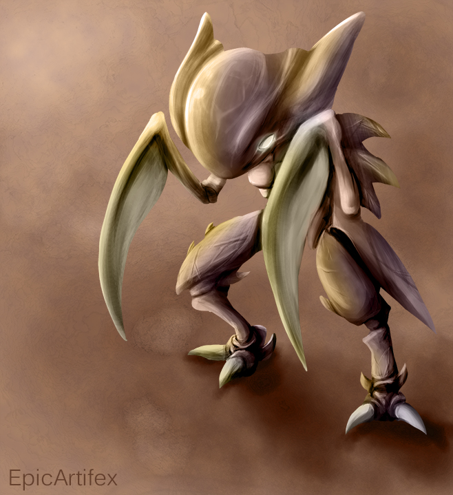Kabutops By Epifex On Deviantart