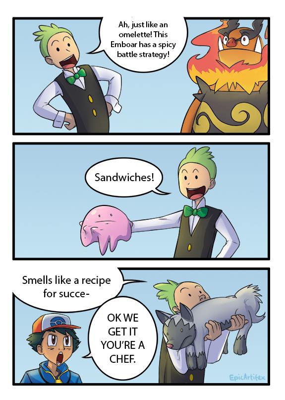 Cooking Metaphors