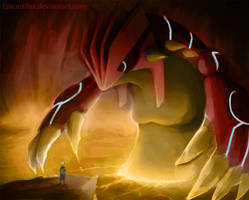 Groudon is Badass by Epifex