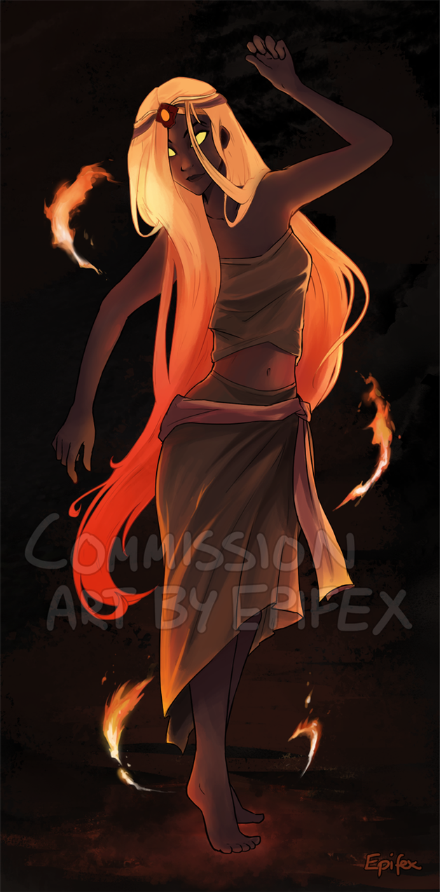 Commission- Vanuata by Epifex