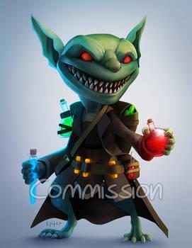 Commission- Boom Bewm
