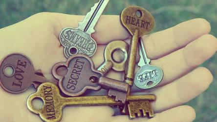 Keys to Life by smilesareprettyy