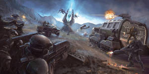 halo wars by shadowpimp1234a