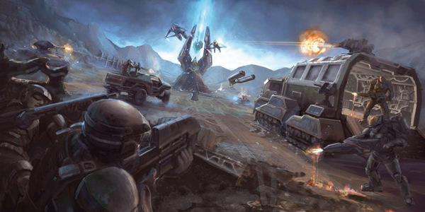 halo wars battles wallpaper - photo #11