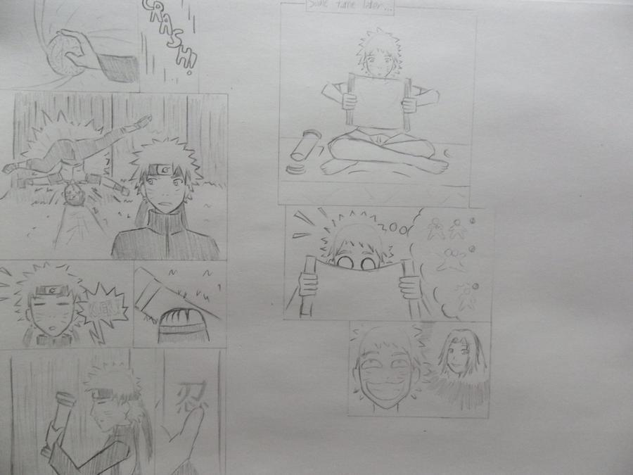 Kinjutsu Kyushu no Jutsu 1 by RazHamal on DeviantArt