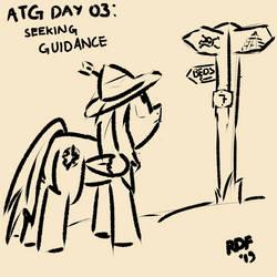 ATG IX day 3: Seeking Guidance