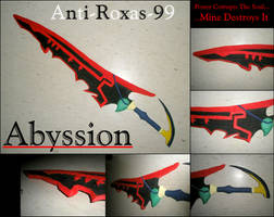 Fell Arm Abyssion - ToV by Anti-Roxas-99