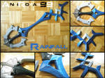Rainfall Keyblade - DISCOUNT