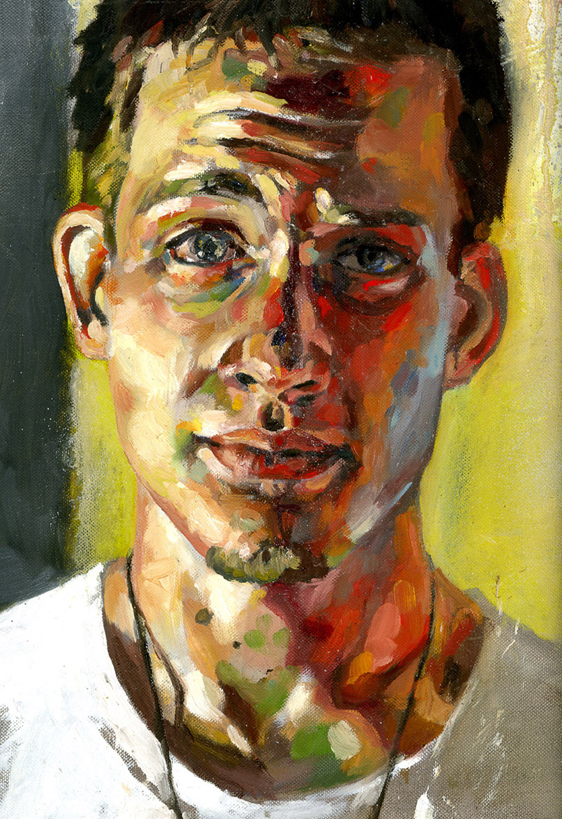 How To Paint A Portrait In Oil