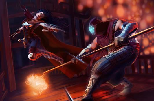 League of Legends Submission