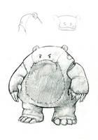 Bad Teddy by DanMaynard