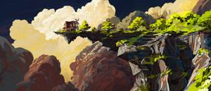 Living on the edge by DanMaynard
