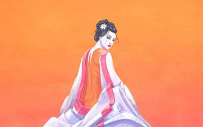 Geisha by DanMaynard