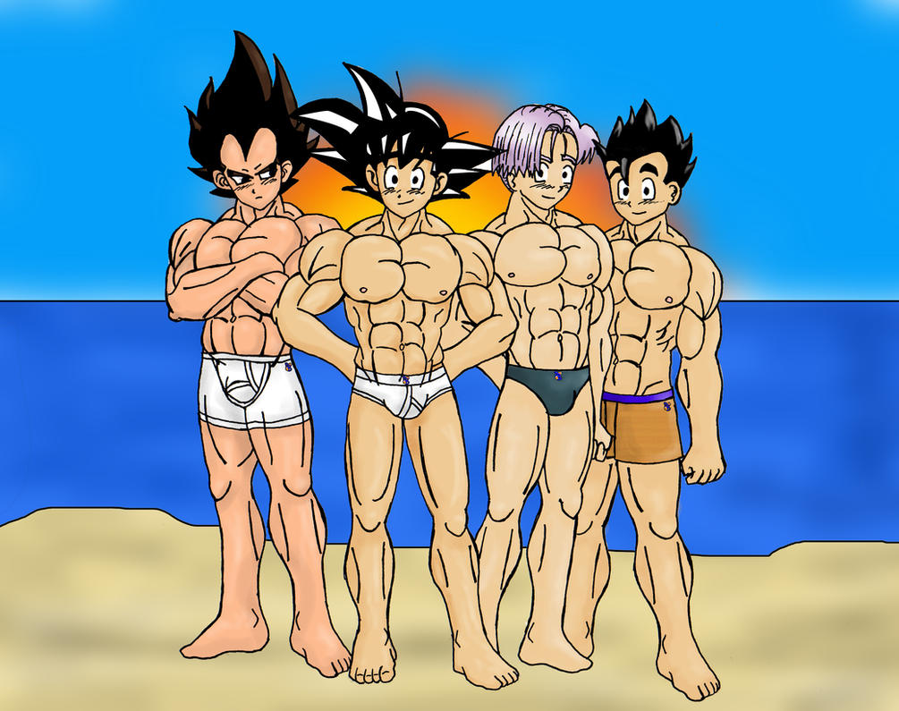 Dragon ball z sexy nude images nsfw videos
