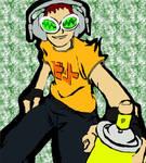 Jet Set Radio:  Beat