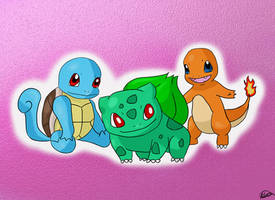 Starters by Clive4everLegal
