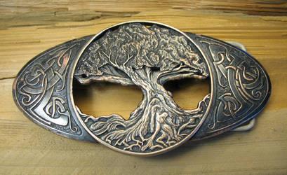 Tree Of Life Buckle