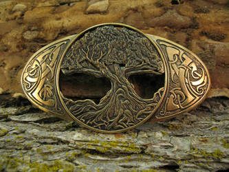 Tree Of Life Bronze by Cloud-Dragonz