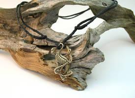 Bronze Wind Leaf by Cloud-Dragonz