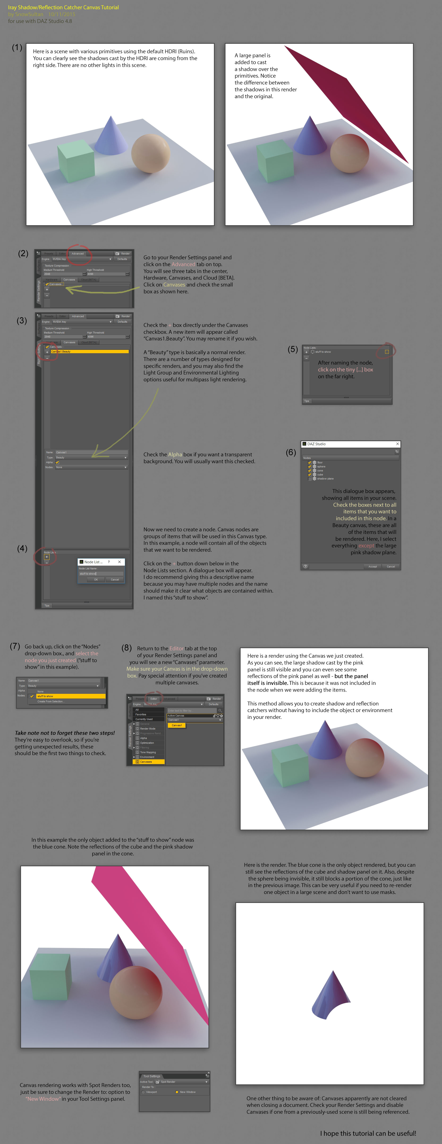 Iray canvas tutorial by snowsultan on deviantart iray canvas tutorial by snowsultan iray canvas tutorial by snowsultan baditri Image collections