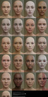 Genesis 3 Female Character Examples 1