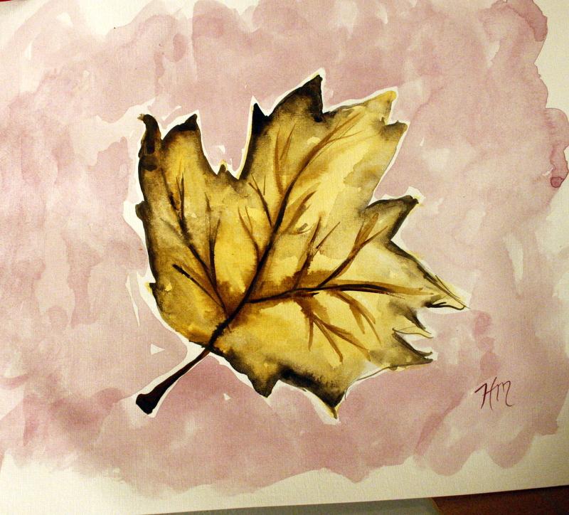 leaf by Jadetiger