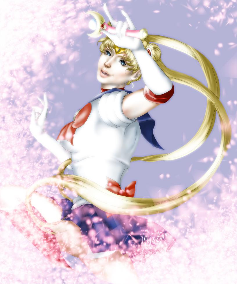 SailorMoon by NijixSmallGrey