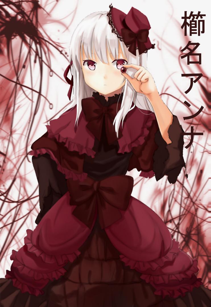 K Anime Characters Anna : Anna kushina from k project by xbloodthronex on deviantart