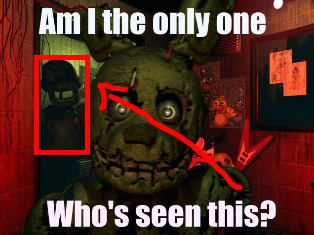 Fnaf Meme Am I The Only One By Hungergames1226 On Deviantart