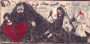 brokenheartattack. by boobookittyfuck