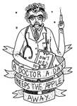 a doctor a day.