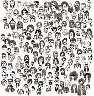 artbook faces.
