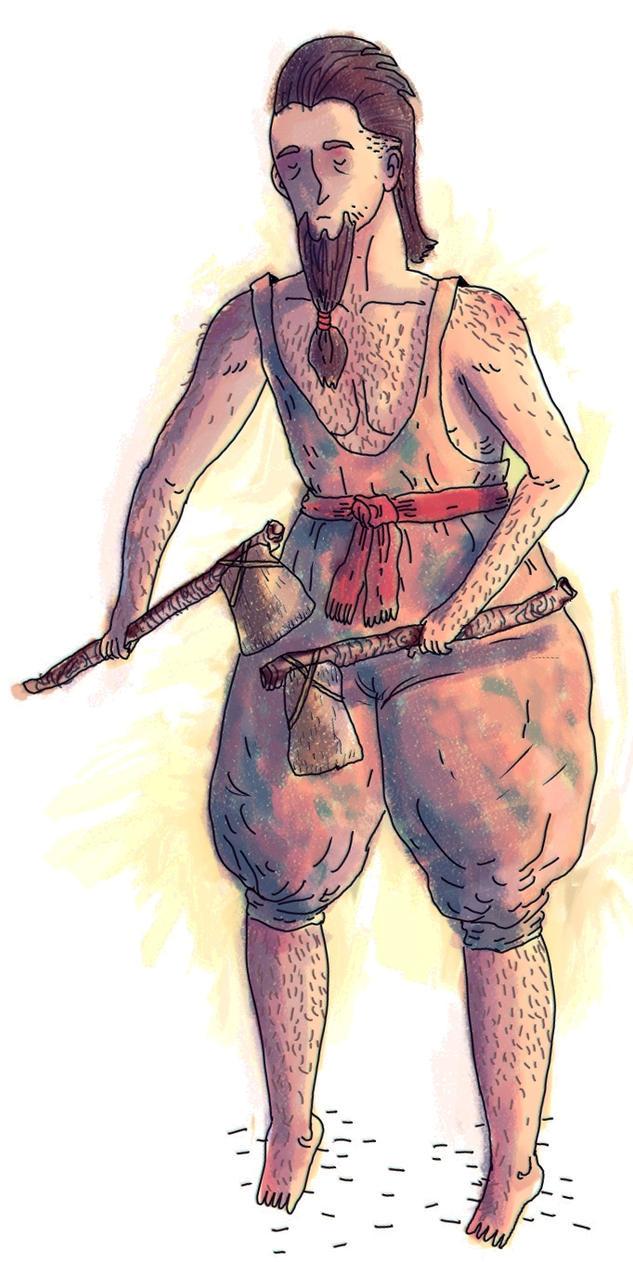 the axe-man. by boobookittyfuck