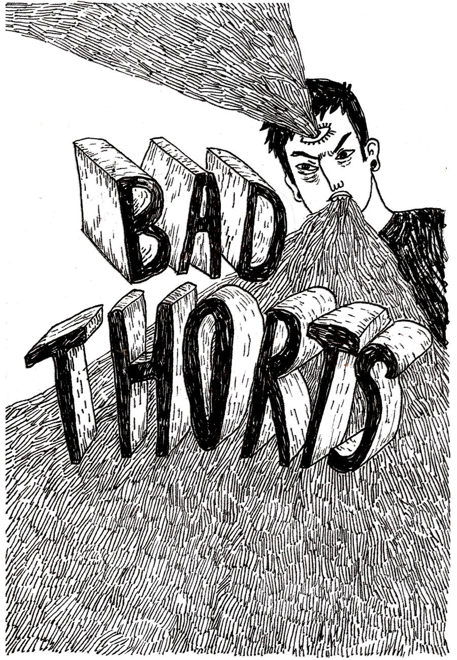 bad thorts. by boobookittyfuck