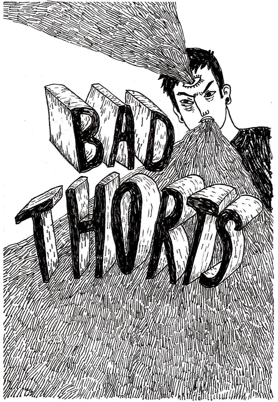 bad thorts. by boobookittyfuck