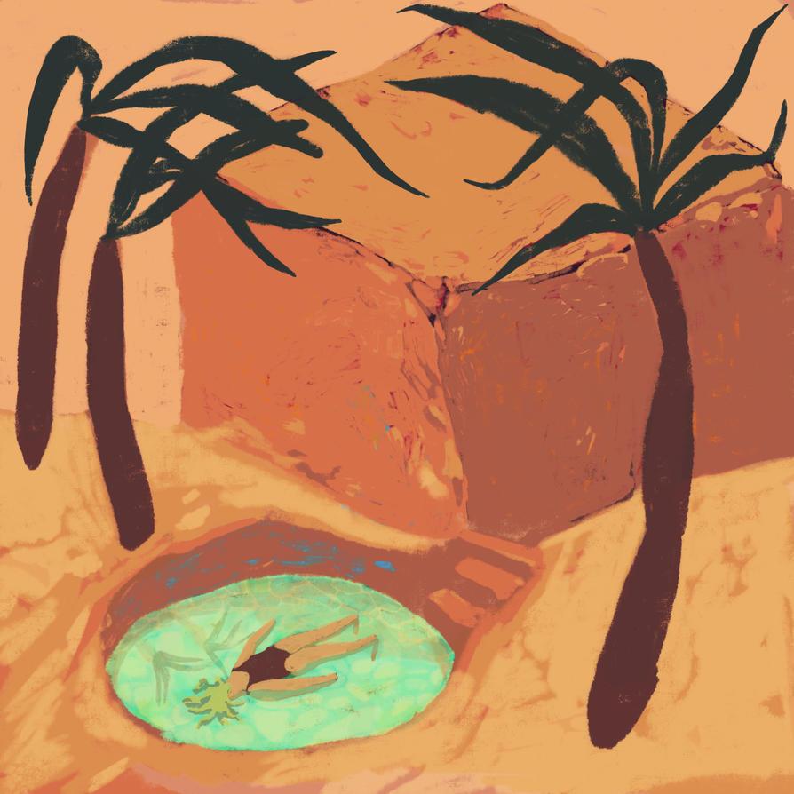 Death In The Desert by boobookittyfuck