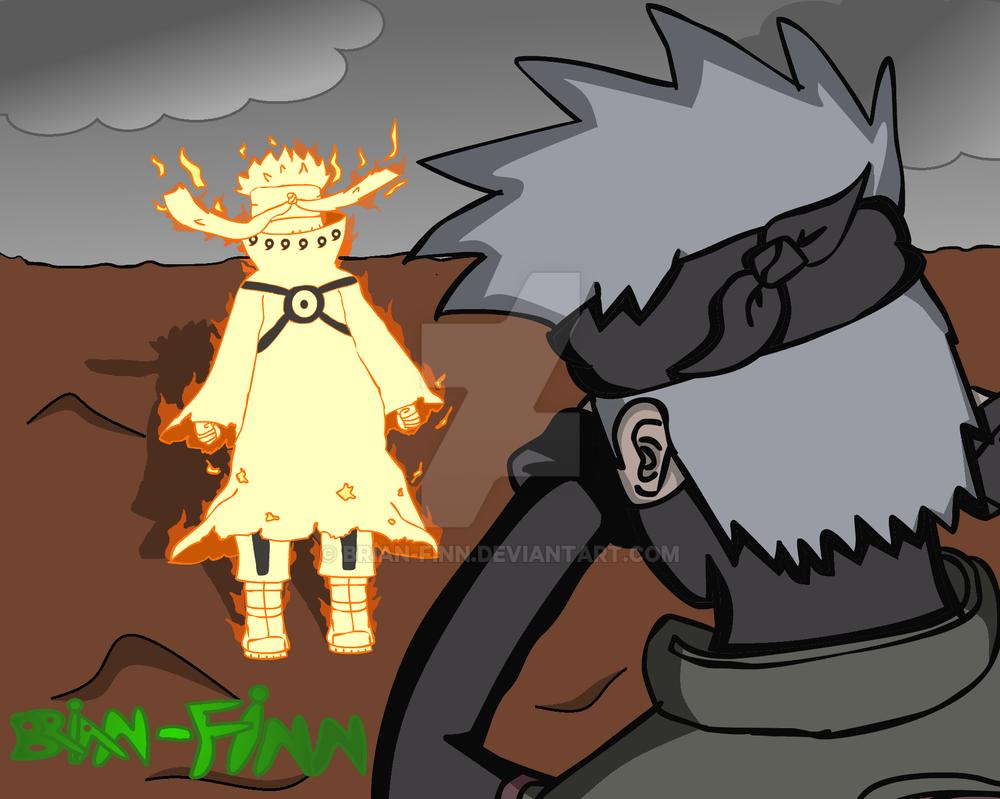 Naruto Con Modo Kiuby By Brian Finn On DeviantArt