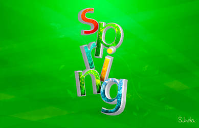 Spring by suhela