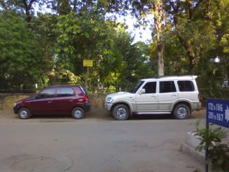 Big vs small by suhela