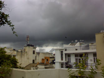 Thunder Storm by suhela
