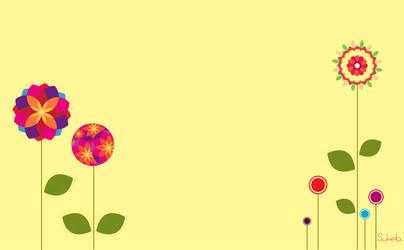 My Flowers by suhela
