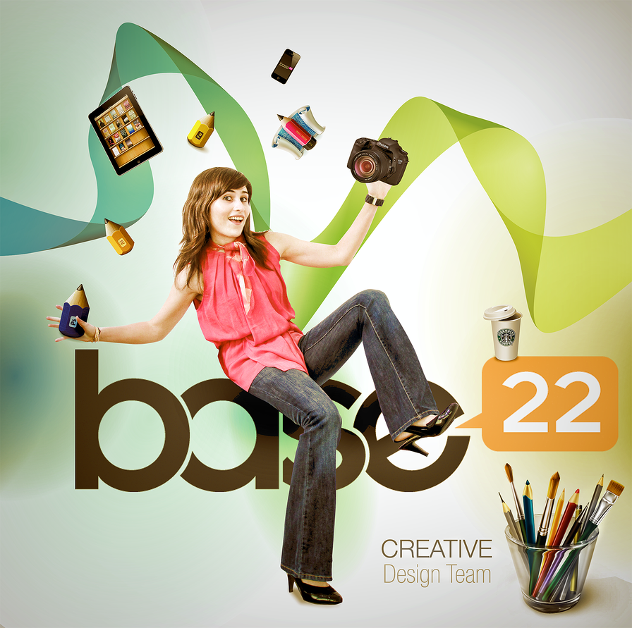 My work at base22 by paujas