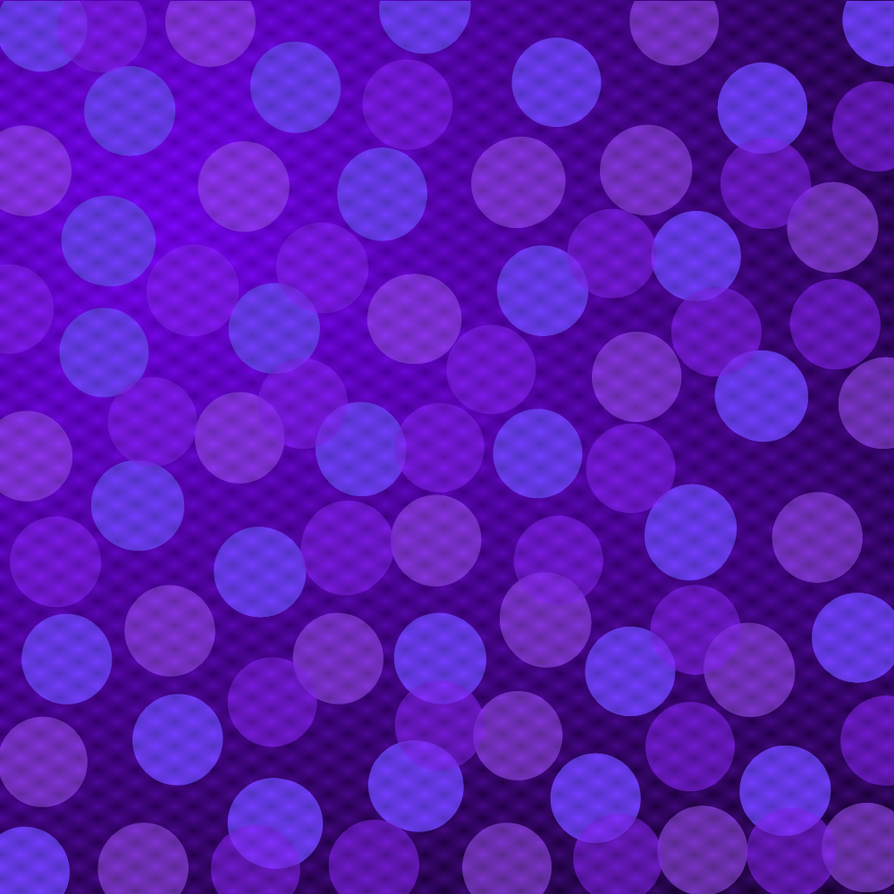 RandomPurple Polka Dots Wallpaper By StellarMage