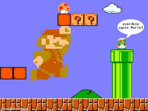 Mario's Overdose by HispanoSfera